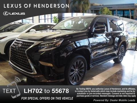 New 2020 LEXUS GX 460 LUXURY GX 460 LUXURY